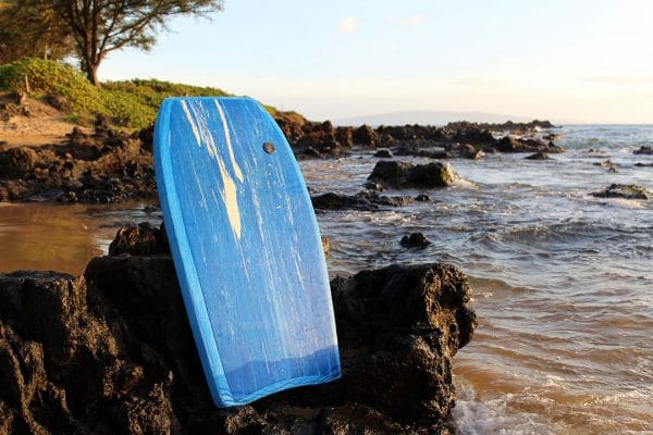 boogie board rentals kihei