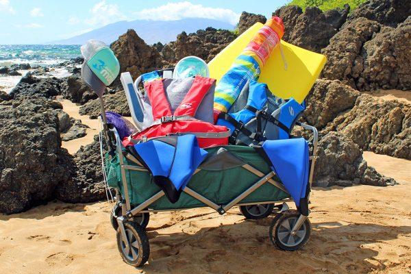 kihei beach wagon rental