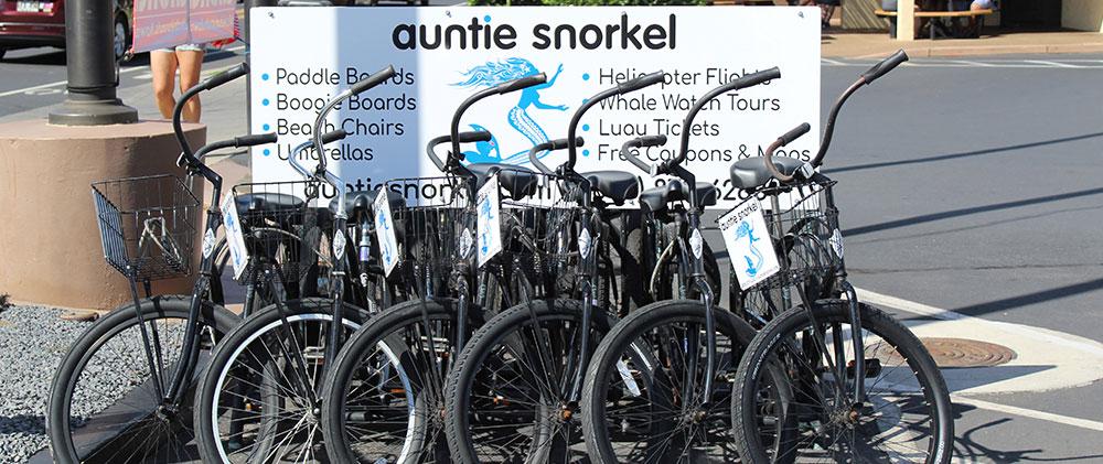 kihei bike rentals