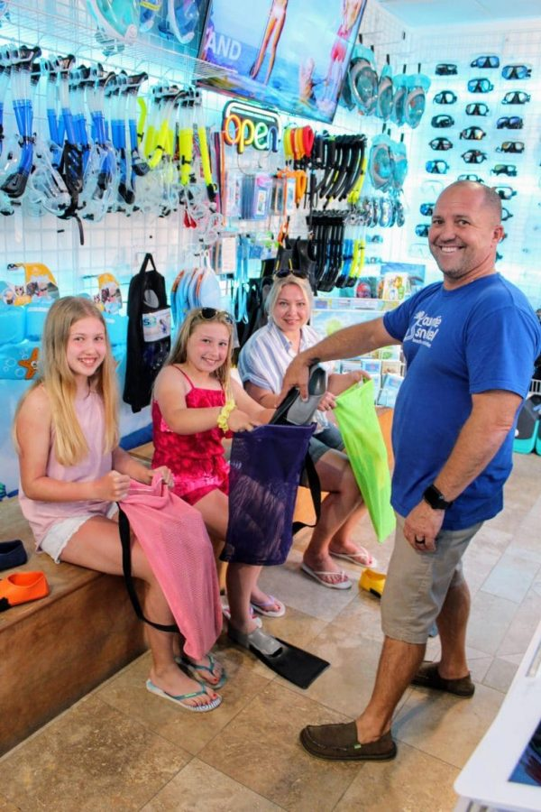 snorkel rentals kihei