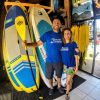 family paddle board rentals