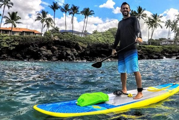 best things to do in kihei paddle board