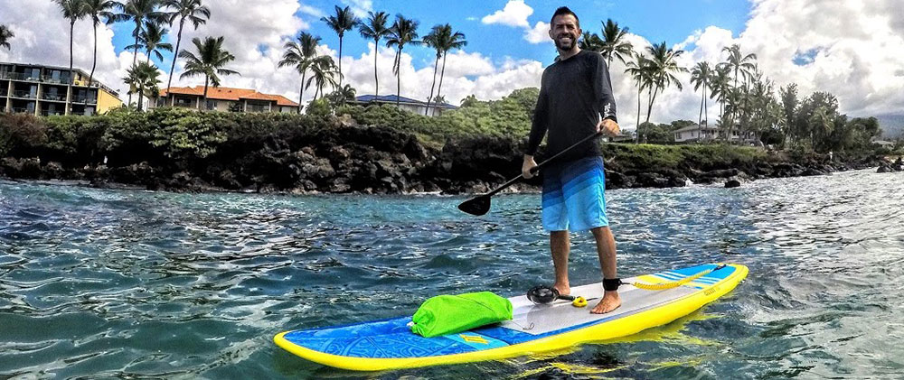 stand up paddle board maui